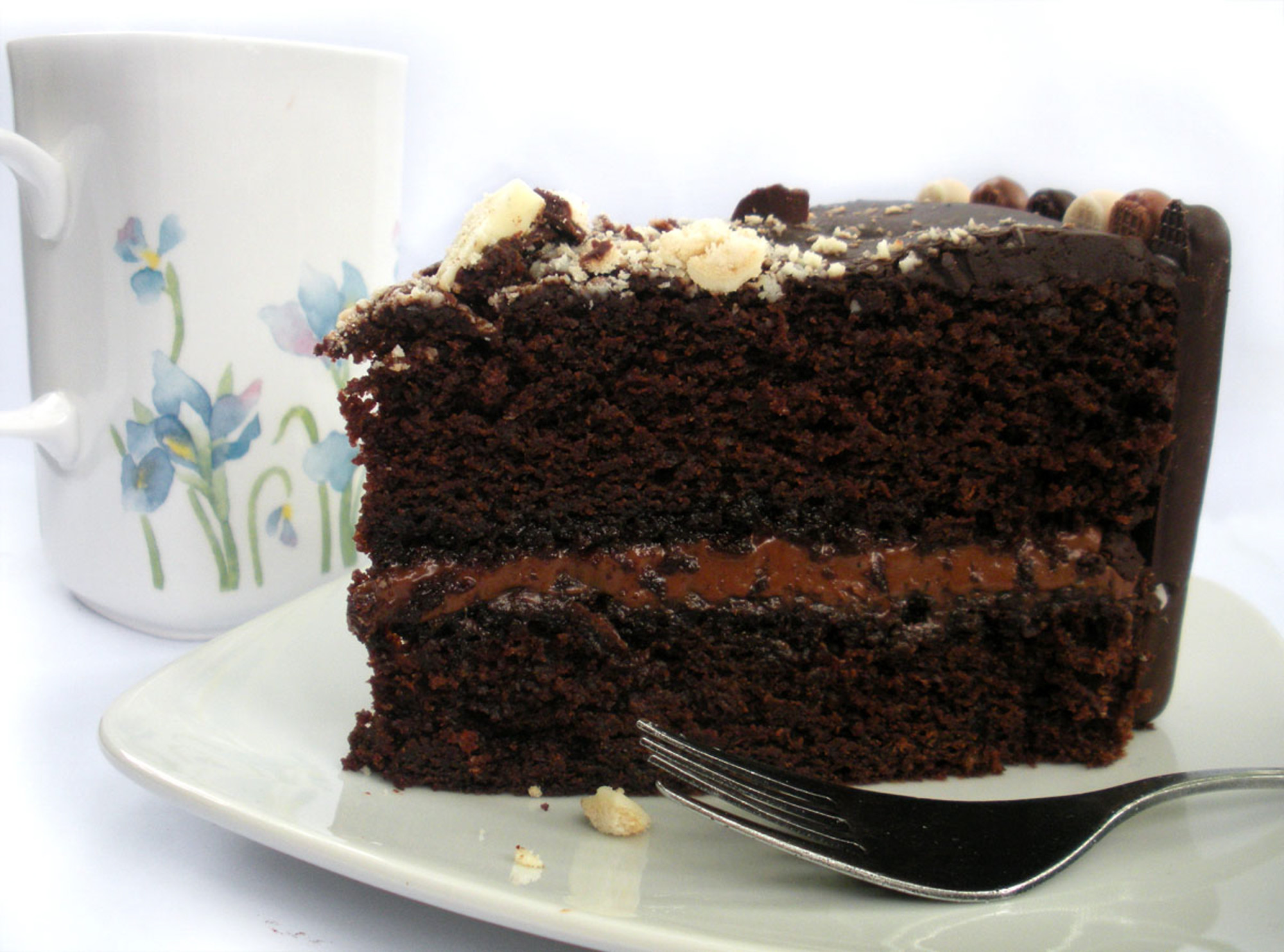 Abby Mandel Chocolate Cake